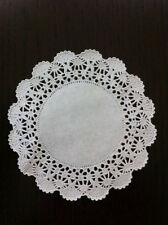"""4"""" Cambridge Paper Lace Doilies White -  Pack of 100"""