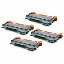 4pk For Brother TN-450 Black Toner Cartridge High Yield MFC-7360 HL-2240 2270DW