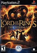 Lord Of The Rings Third Age PS2 Playstation 2 Game