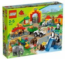 LEGO Duplo 6157 Big Zoo Hard To Find Sealed Retired Set NEW