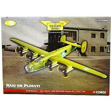 CORGI US34013 B-24D LIBERATOR, JERK'S NATURAL 328th BS/93rd BENGHAZI No 7 LTD ED