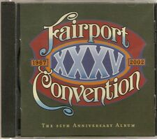 Fairport Convention - XXXV 1967-2002 The 35th Anniversary Album (CD 2001) NEW