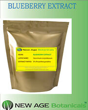 Blueberry Extract Powder - [5% Proanthocyanidins] - 100g
