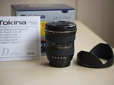 USED TOKINA AT-X PRO 116 11-16mm F2.8 II DX Lens for Nikon (Ultra-wide angle)