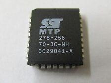 2 Stück - SST27SF256-70-3C-NH , PLCC32 256Kbit MTP Flash - SST 27SF256
