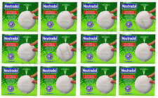 12 x NEUTRADOL One Touch RAPIDE SPRAY odeur destructeur super frais