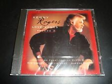 Love Songs Vol. 2 by Kenny Rogers CD 2000 NEW / Kim Carnes / Sheena Easton