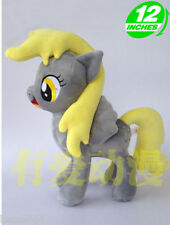 "My Little Pony Derpy Hooves plush doll 12""/30cm MLP plush High Quality"