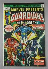 MARVEL PRESENTS #3 FEB 1976 GUARDIANS OF THE GALAXY STARHAWK FIRST SOLO BOOK