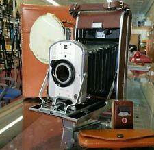 POLAROID LAND CARMERA MODEL 95A WITH GEAR