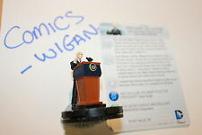 DC HeroClix Superman Enemies OP Kit President Lex Luthor