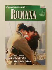 Romana Grenzenlose Romantik Marion Lennox Ich lege dir die Welt zu Füßen Cora