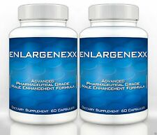"5x ENLARGENEXX Penis Enlargement Male Enlarger Pills""Buy 3 & Get 2 Bottles FREE"""