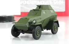1:43 Soviet light armoured car 4x4 BA-64 & mag №82 car USSR