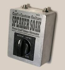 Speaker Soak power tube attenuator for Fender Hot Rod&Blues Deluxe&Deville&Jr