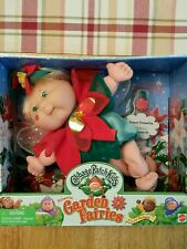 Cabbage Patch Garden Fairies Raquel Poinsettia Bloomed November 19