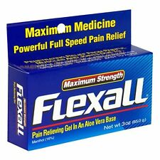 Flexall Pain Relieving Gel, Maximum Strength 3oz Each