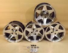 13x7 CLASSIC MINI STARMAG WHEELS - JBW WHEELS - CAR SET 4 - 7x13 - 4X101.6 - ET6