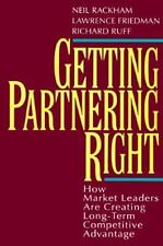 Getting Partnering Right: How Market Leaders Are Creating Long-Term Competitive