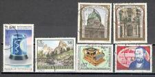 R4890 - AUSTRIA 1993 - LOTTO 6 TEMATICHE - VEDI FOTO