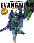 Used Neon Genesis Evangelion Newtype 100% Collection Book Japan