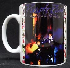 Prince Purple Rain Album Cover Tribute Coffee Mug
