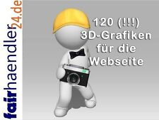 MARKETING MAN 120 3D GRAFIKEN WEBSEITE Euro Headset WhiteBoard Blasen Bilder MRR