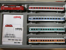 Digital Märklin HO 2862 Demostrations Zug Set BtrNr 111 068-3 DB (RG/AX/161S1)