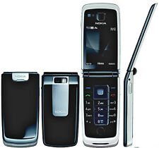Nokia 6600 Fold Black Unlocked Clamshell Mobile Phone Free Shipping