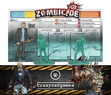 ZOMBICIDE-DOC-KICKSTARTER esclusivo PROMO carattere (Board Games)