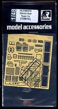 Hauler Models 1/48 GERMAN HORCH 4x4 TRUCK Photo Etch Detail Set
