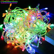 New LED Outdoor Solar Powered String Light Garden Christmas Party Fairy Lamp 8M
