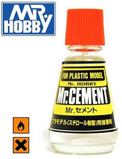 MR HOBBY Gunze MC124 Cement Glue MODEL KIT SUPPLY TOOL 25ml