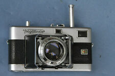Use a Classic! Rare Early Model VOIGTLANDER VITESSA with Fast Ultron f2 Lens