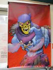 SKELETOR POSTER MASTERS OF THE UNIVERSE MOTU HE-MAN 24X36