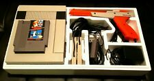 Nintendo NES Action Set System Console in Original Box CIB  w/GAMES & EXTRAS