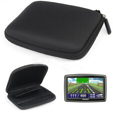 Hard Shell GPS Carry Case Zipper Bag Cover Pouch For 5Inch TomTom Garmin Sat Nav