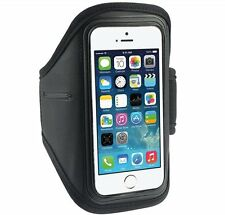 for iPhone 4 4S 5 5S 5C Adjustable Running SPORT GYM Workout Armbands Pouch Case