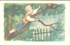 Kölln - Bi-Ba-Butzemann, landscape back - 28 - Steigt ein Bübchen auf den Baum
