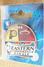2014 NBA Playoffs pin Eastern Conference Finals Indiana Pacers vs Miami Heat