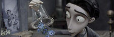 Corpse Bride ~ Victor Butterfly Jar ~ 12x36 Slim Movie Poster ~ New/Rolled!