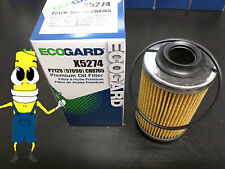 Premium Oil Filter for Cadillac CTS with V6 Engine 2004-2015 Single