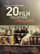 Best of Warner Bros.: 20 Film Collection - Thrillers (DVD, 2013, 20-Discs) NEW