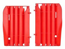 Polisport Motocross Radiator Louvers /Guards    HONDA Crf250 2010 ,11, 12, 13