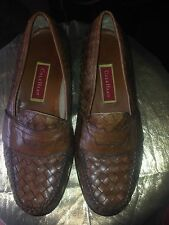 COLEHAAN Brown caramel  Leather   Shoe~~10  M Loafers & Slip Ons