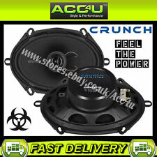 Crunch Audio Definition DSX572 12.7cm x 17.8cm 5x7 2-Way Car Door Coaxial