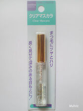 Daiso Japan CLEAR MASCARA Everbilena Cosmetic, Water Resistant (10ml)