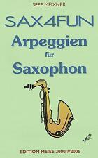 Voti arpeggien esercizi per sassofono sax