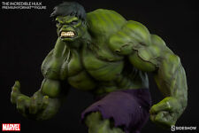 "SIDESHOW MARVEL THE INCREDIBLE HULK 20"" PREMIUM FORMAT FIGURE STATUE ~BRAND NEW~"