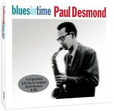 Paul Desmond - Blues in Time / First Place Again [New CD] UK - Import